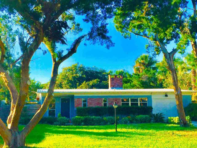 125 Menendez Road, St Augustine, FL 32080 (MLS #183309) :: Memory Hopkins Real Estate