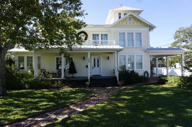 122 Marine St, St Augustine, FL 32084 (MLS #183548) :: Memory Hopkins Real Estate