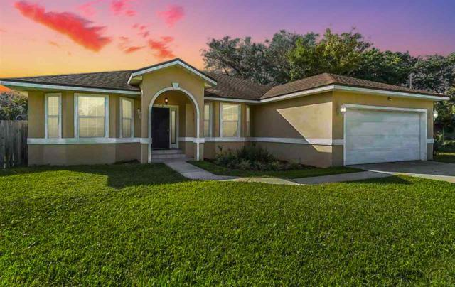226 Orchis Rd, St Augustine, FL 32086 (MLS #183646) :: Memory Hopkins Real Estate