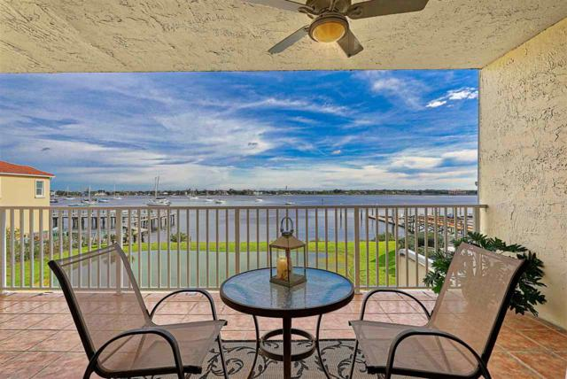 157 Marine #202, St Augustine, FL 32084 (MLS #183786) :: Noah Bailey Group