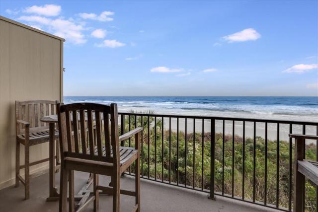 8550 S A1a #305 #305, St Augustine Beach, FL 32080 (MLS #183937) :: 97Park