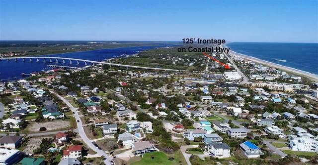 2889 Coastal Hwy, St Augustine, FL 32080 (MLS #184444) :: CrossView Realty