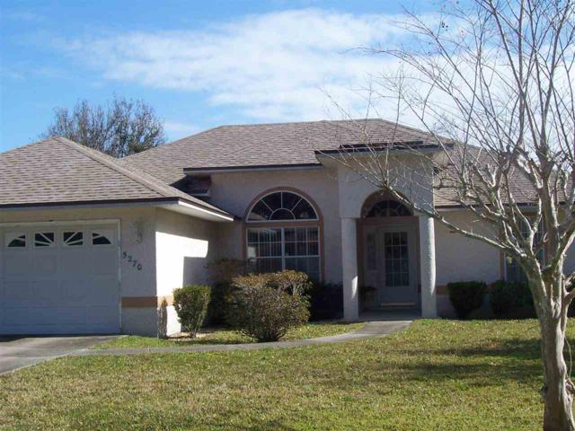 5270 Ellen Ct., St Augustine, FL 32086 (MLS #184469) :: Florida Homes Realty & Mortgage