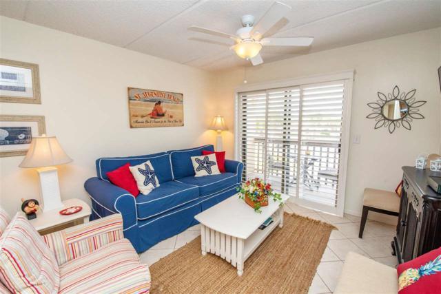 880 A1a Beach Boulevard #1205 #1205, St Augustine Beach, FL 32080 (MLS #184767) :: 97Park