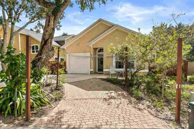 213 6th Street, St Augustine Beach, FL 32080 (MLS #185026) :: 97Park