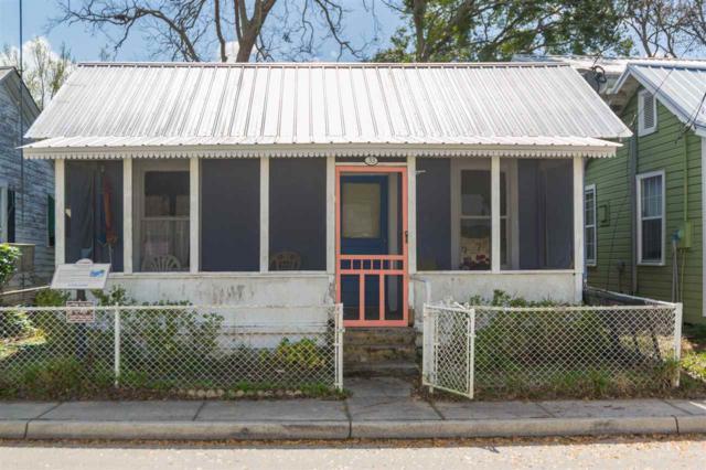 33 Bernard Street, St Augustine, FL 32084 (MLS #185040) :: Tyree Tobler | RE/MAX Leading Edge