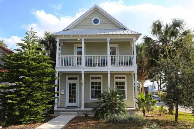 105 South Street, St Augustine, FL 32084 (MLS #185101) :: Florida Homes Realty & Mortgage