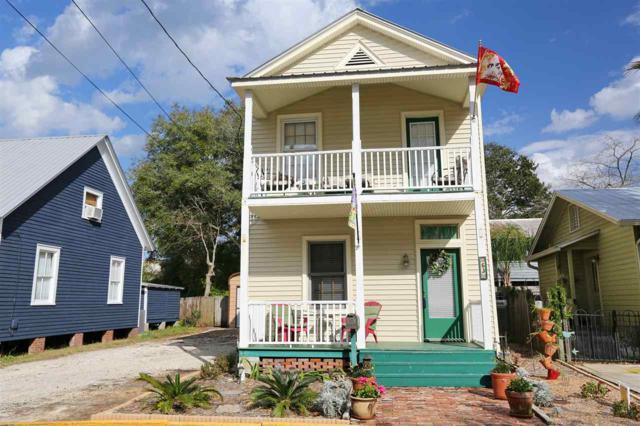 63 Abbott Street, St Augustine, FL 32084 (MLS #185139) :: Tyree Tobler | RE/MAX Leading Edge
