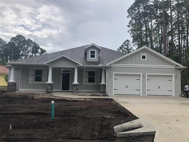 54 Wasserman Drive, Palm Coast, FL 32164 (MLS #185172) :: Tyree Tobler | RE/MAX Leading Edge