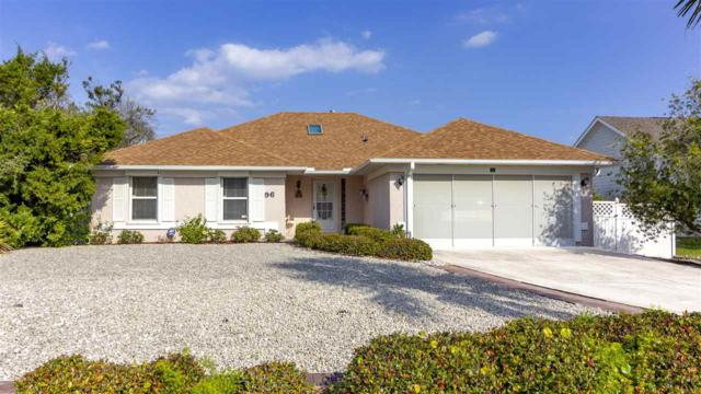 96 Aloha Cir, St Augustine Beach, FL 32080 (MLS #185183) :: Florida Homes Realty & Mortgage
