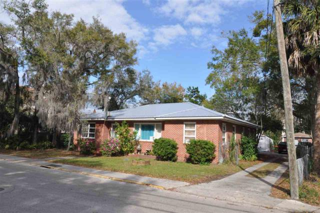 19 Martin Luther King Ave, St Augustine, FL 32084 (MLS #185220) :: Florida Homes Realty & Mortgage