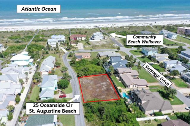 25 Oceanside Cir, St Augustine Beach, FL 32080 (MLS #185283) :: 97Park