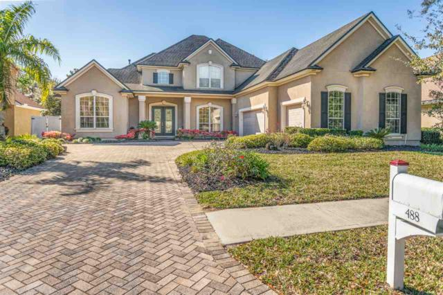 488 Sebastain Square, St Augustine, FL 32095 (MLS #185300) :: Florida Homes Realty & Mortgage