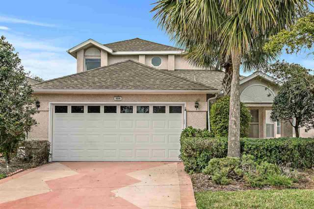 304 N Sea Woods Dr, St Augustine, FL 32080 (MLS #185435) :: Florida Homes Realty & Mortgage