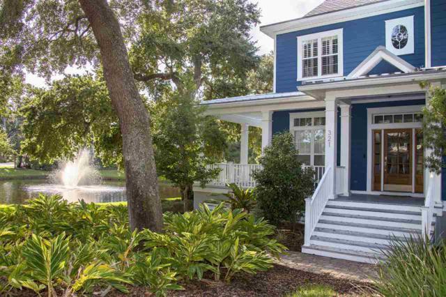 321 Ocean Forest Dr, St Augustine, FL 32080 (MLS #185617) :: Memory Hopkins Real Estate
