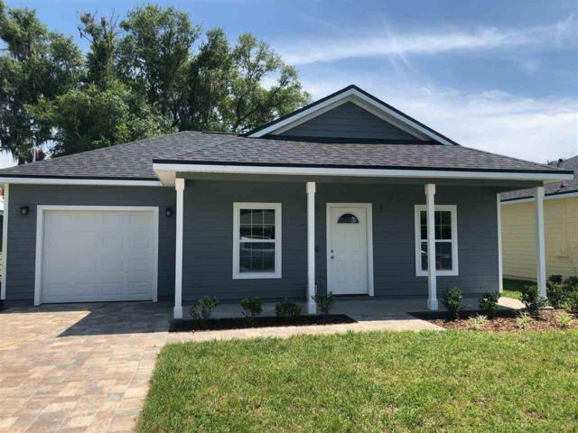 205 W Vivian Dr, Hastings, FL 32145 (MLS #185957) :: Memory Hopkins Real Estate