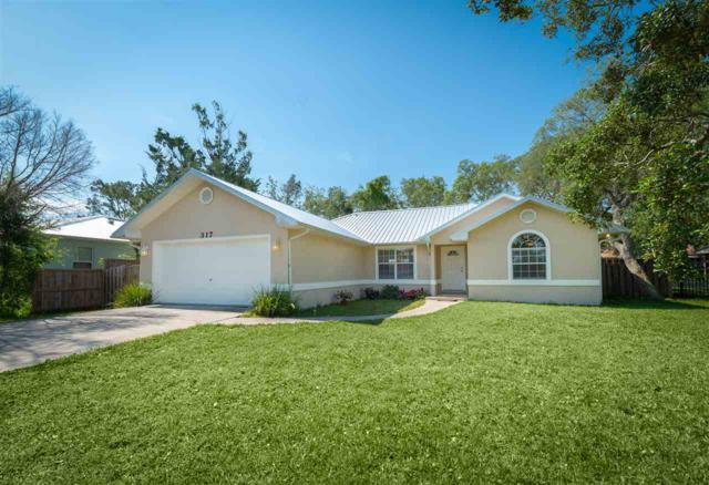 317 Mystical Way, St Augustine, FL 32080 (MLS #186321) :: Tyree Tobler | RE/MAX Leading Edge