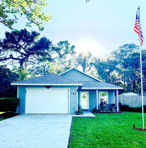 348 Fortuna Ave, St Augustine, FL 32084 (MLS #186598) :: Tyree Tobler | RE/MAX Leading Edge