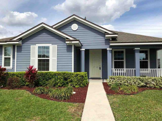 173 N Churchill Drive, St Augustine, FL 32086 (MLS #186970) :: Tyree Tobler | RE/MAX Leading Edge