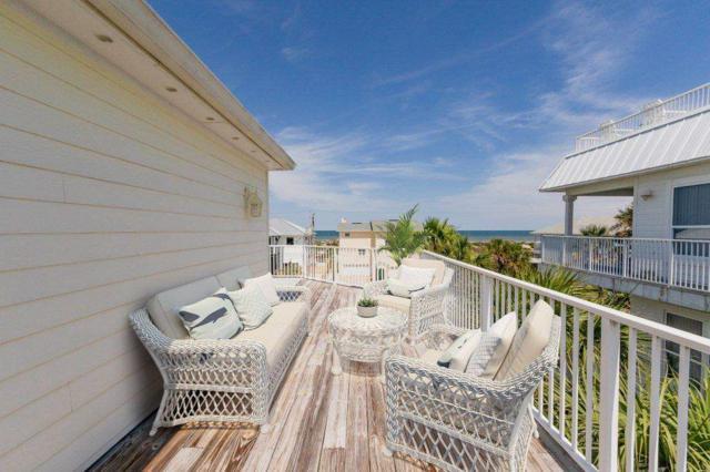 5073 Atlantic View, St Augustine, FL 32080 (MLS #187315) :: Tyree Tobler   RE/MAX Leading Edge
