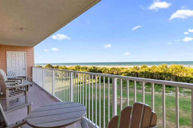 4 Ocean Trace Rd #308, St Augustine Beach, FL 32080 (MLS #187719) :: Tyree Tobler | RE/MAX Leading Edge