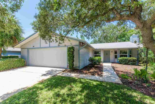 30 Fountain Of Youth Blvd., St Augustine, FL 32080 (MLS #187854) :: Tyree Tobler   RE/MAX Leading Edge