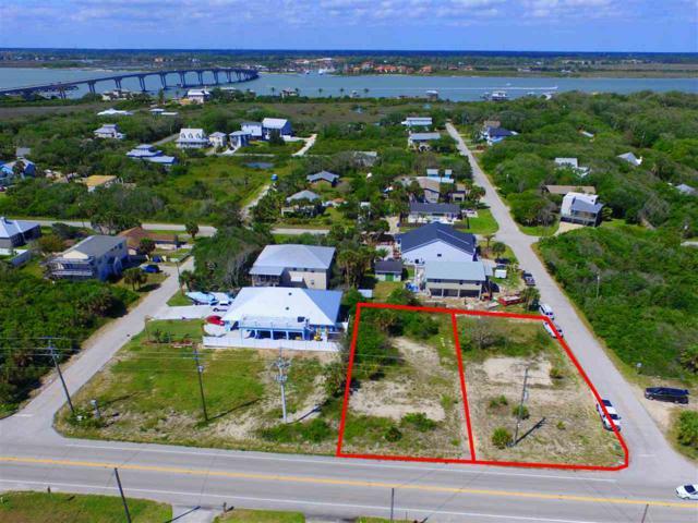 3017 & 3025 Coastal Hwy, St Augustine, FL 32084 (MLS #188019) :: Tyree Tobler | RE/MAX Leading Edge