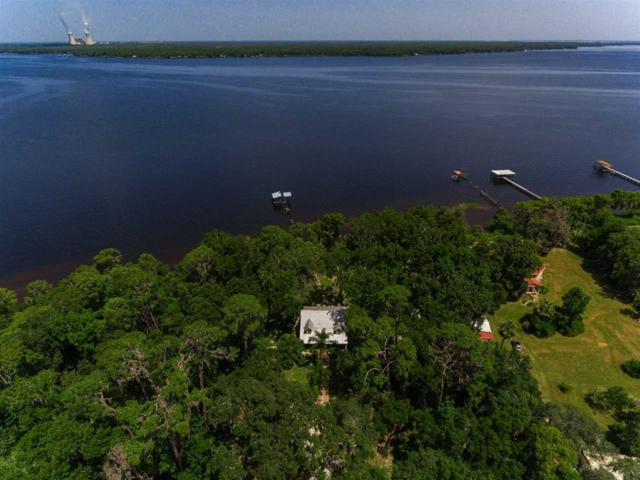 528 County Road 207A, East Palatka, FL 32131 (MLS #188643) :: Tyree Tobler   RE/MAX Leading Edge