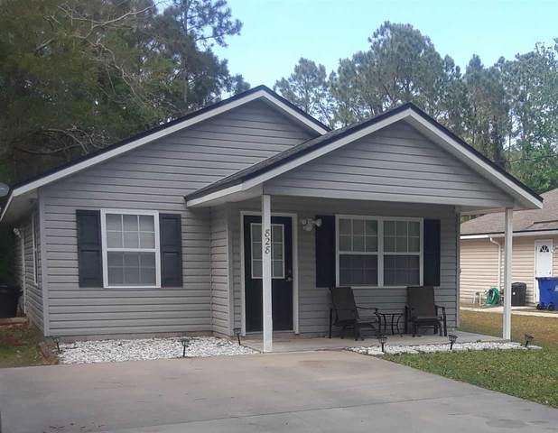 878 Scheidel Way, St Augustine, FL 32084 (MLS #188686) :: 97Park
