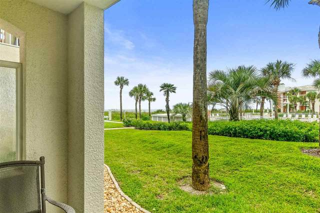 6170 A1a South Unit 107 #107, St Augustine Beach, FL 32080 (MLS #188854) :: Memory Hopkins Real Estate