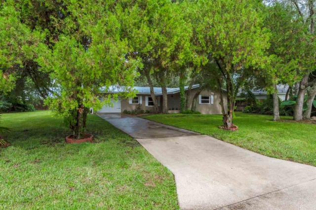 234 Shamrock Rd., St Augustine, FL 32086 (MLS #188864) :: The Haley Group