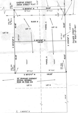 121 Palmer Street, St Augustine, FL 32084 (MLS #189116) :: 97Park