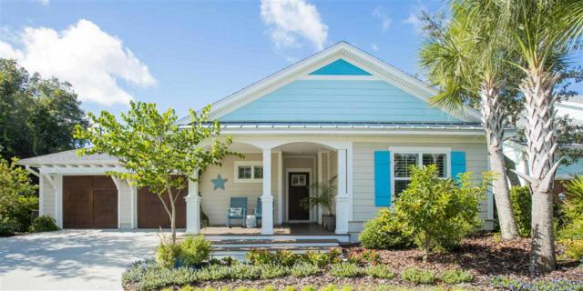 796 Tides End Dr, St Augustine Beach, FL 32080 (MLS #189301) :: The Haley Group