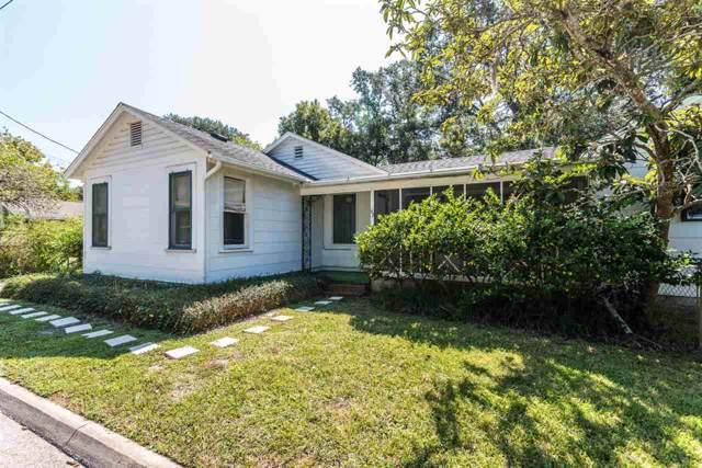 62 Josiah St, St Augustine, FL 32084 (MLS #190270) :: 97Park