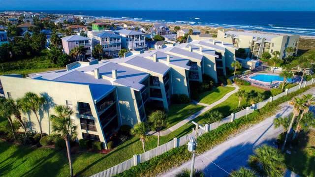 620 A1a Beach Blvd. #28, St Augustine Beach, FL 32080 (MLS #190376) :: The DJ & Lindsey Team