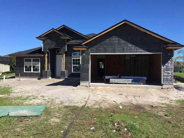 537 Belen Lane, St Augustine, FL 32086 (MLS #190525) :: Noah Bailey Group