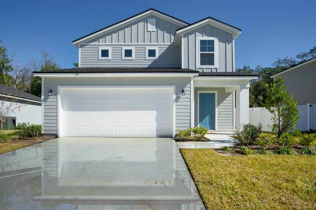 392 Sawmill Landing Dr, St Augustine, FL 32086 (MLS #190612) :: Noah Bailey Group