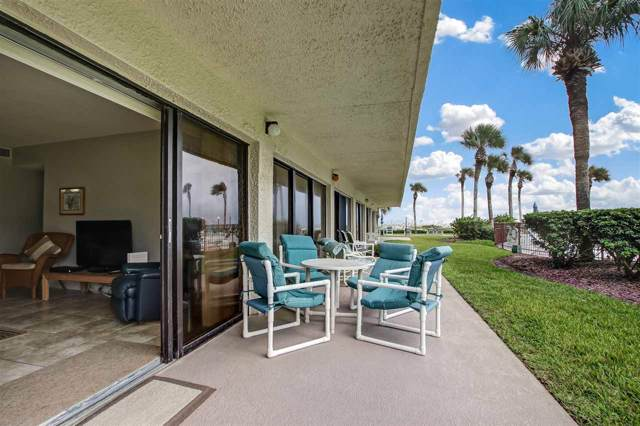 7870 S A1a, #104 #104, St Augustine, FL 32080 (MLS #190644) :: The DJ & Lindsey Team