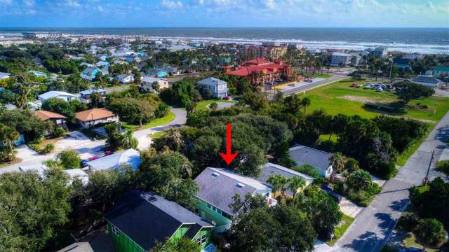 204 7th St. A & B, St Augustine Beach, FL 32080 (MLS #190690) :: The Haley Group
