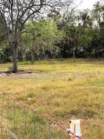 133 Cedar St St Augustine, F, St Augustine, FL 32084 (MLS #190698) :: Tyree Tobler   RE/MAX Leading Edge