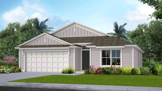 41 Glasgow Dr, St Johns, FL 32259 (MLS #190707) :: The Haley Group