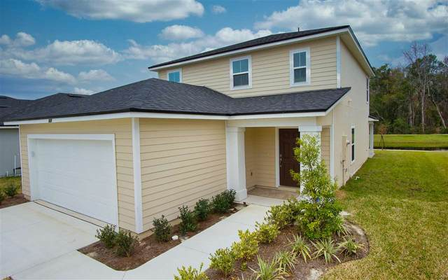 327 Sawmill Landing Dr, St Augustine, FL 32086 (MLS #190749) :: Noah Bailey Group
