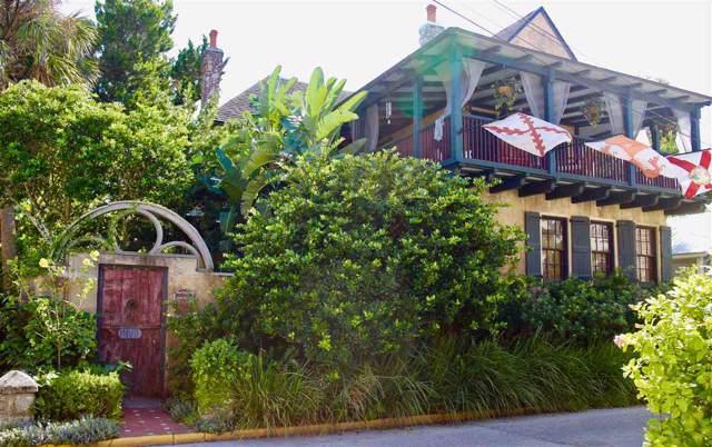 15 Bridge St, St Augustine, FL 32084 (MLS #190889) :: Ancient City Real Estate