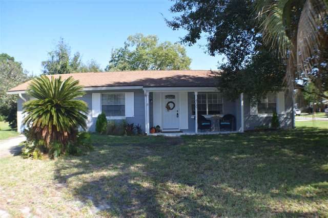 900 Viscaya Blvd., St Augustine, FL 32086 (MLS #190954) :: Noah Bailey Group