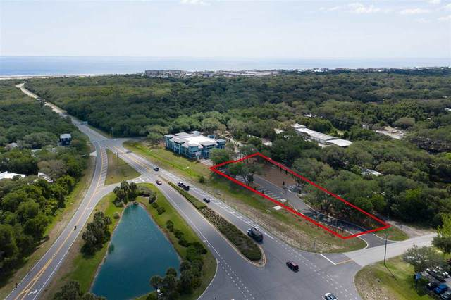 0 A1a Beach Boulevard, St Augustine, FL 32080 (MLS #191037) :: The Perfect Place Team