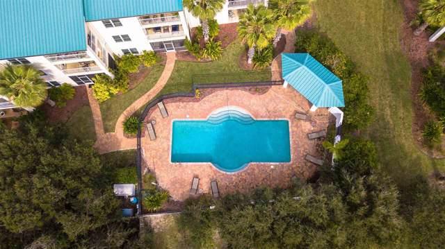 931 A1a Beach Blvd #206 #206, St Augustine Beach, FL 32080 (MLS #191172) :: Tyree Tobler | RE/MAX Leading Edge