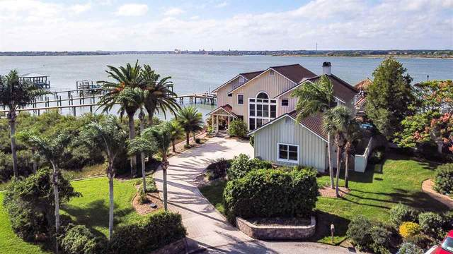 2721 Harbor Ct, St Augustine, FL 32084 (MLS #191378) :: The Newcomer Group