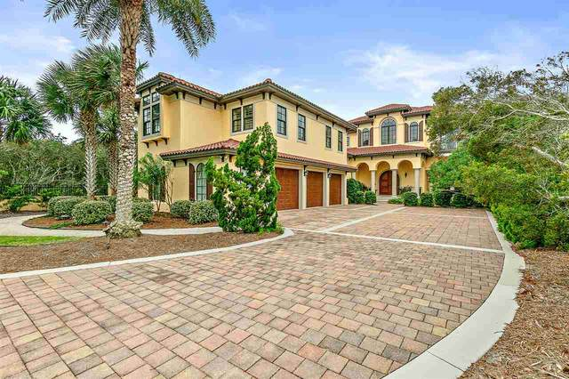 7965 S A1a, St Augustine, FL 32080 (MLS #191384) :: The Newcomer Group
