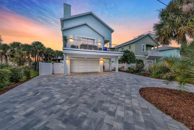 12 3RD Street, St Augustine Beach, FL 32080 (MLS #191439) :: Memory Hopkins Real Estate