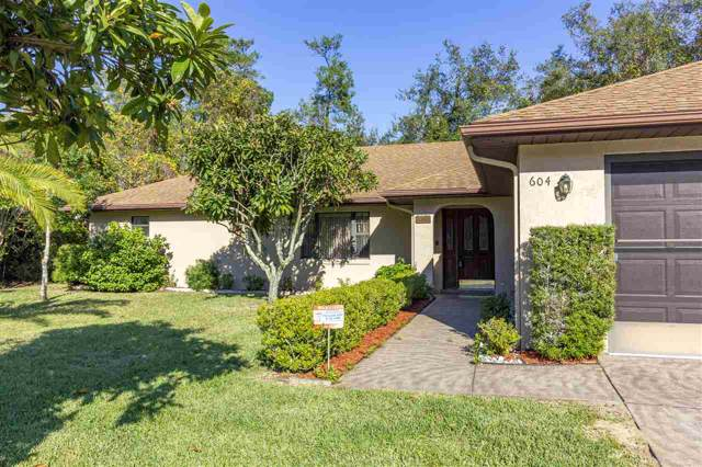 604 W Bianca Cr., St Augustine, FL 32086 (MLS #191506) :: Tyree Tobler | RE/MAX Leading Edge